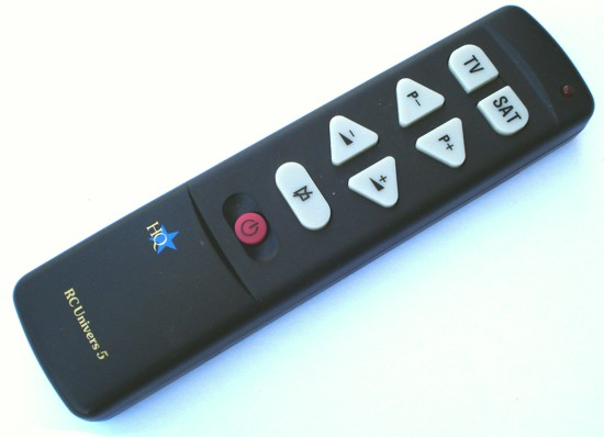 Basic TV - remote control