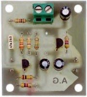 The electronic board of the 2nd preamplifier