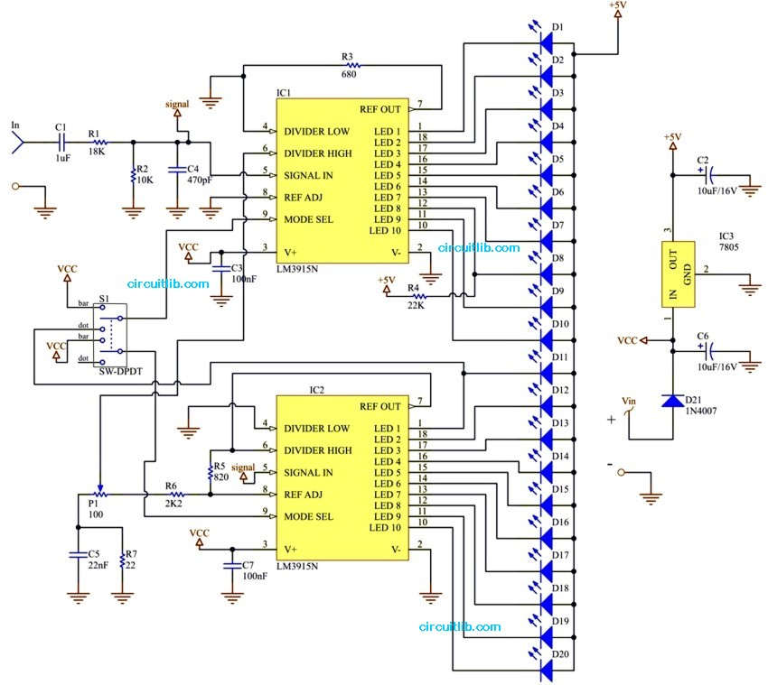 Category pathway 15 on 12v battery charger circuit diagram