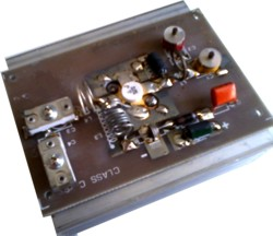 BLW85 - FM Linear Amplifier