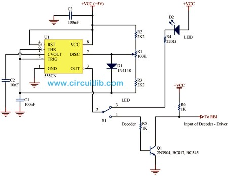 Brightness Control of LED Displays