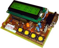 Ο θερμοστάτης & αισθητήρας υγρασίας της εκκολαπτικής μηχανής