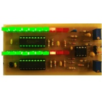 Stereo VU meter 2 - LM3915